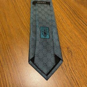 Gucci Tie 100% Silk